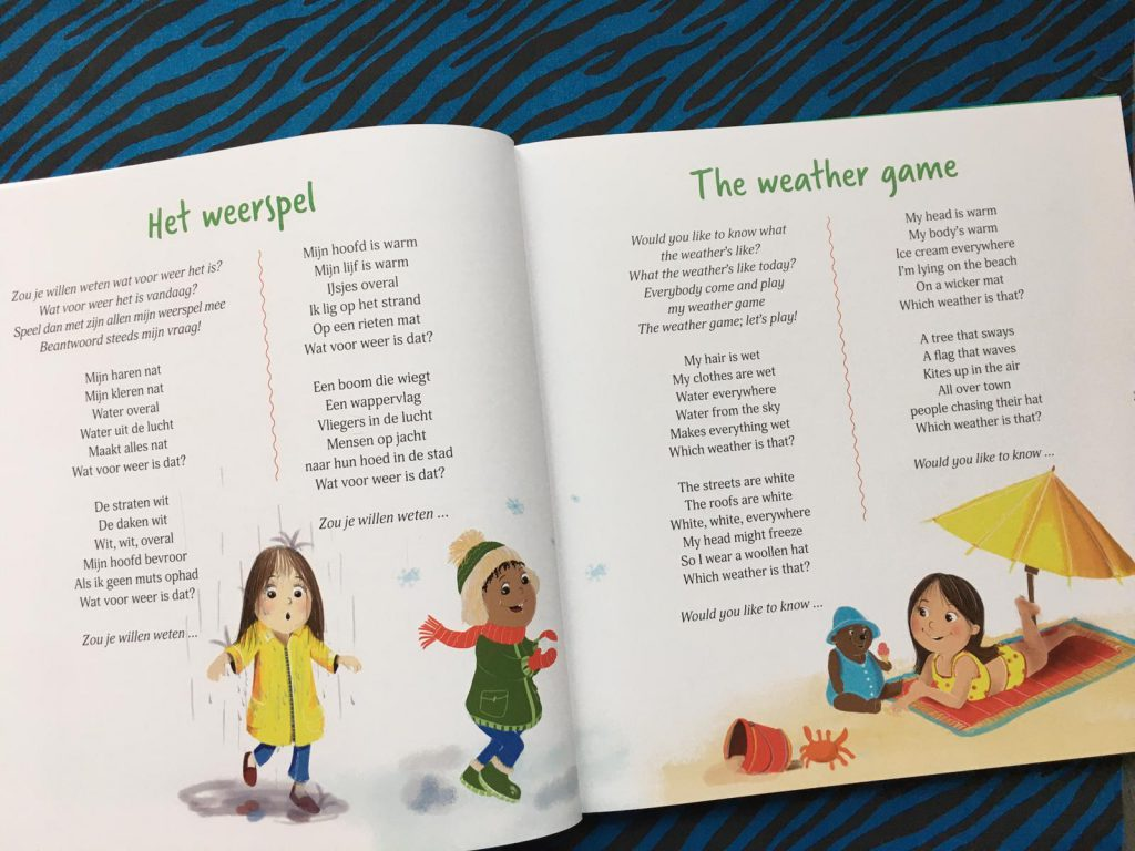 Zinglish 2 weerspel weathergame