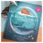 Prentenboek David Attenborough Blauwe Planeet BBC
