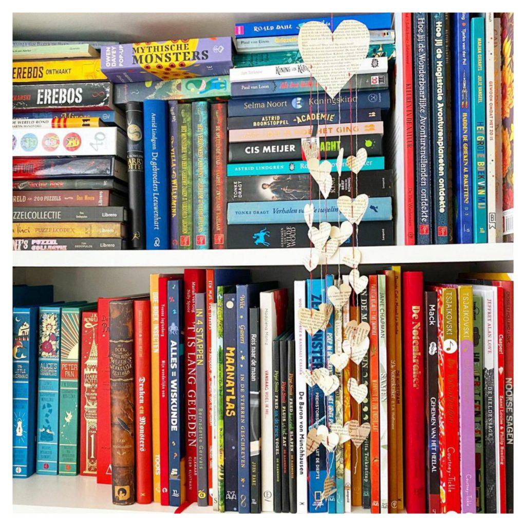 steun je boekwinkel boeken hart