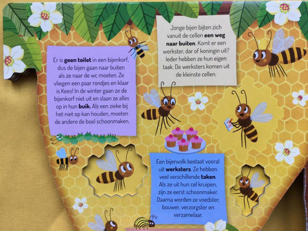 honing bij