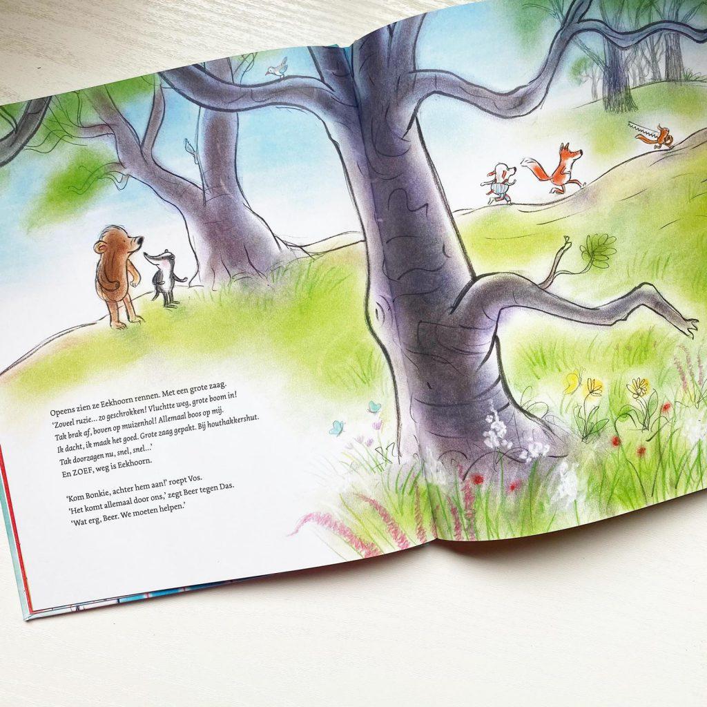 boek dieren
