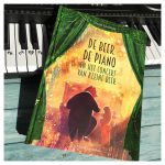 de beer de piano en het concert van kleine beer