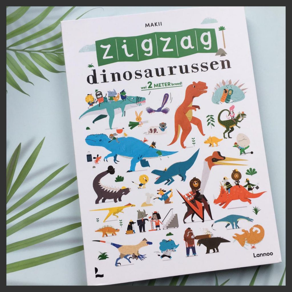 boeken thema dinosaurus
