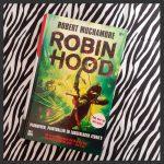 robin hood plunderen paintballen en losgeslagen zebra's hoofd