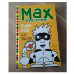 Max Modderman Superheld
