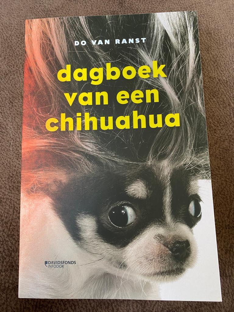 Dagboek van een chihuahau
