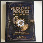 Sherlock Holmes escape room puzzels