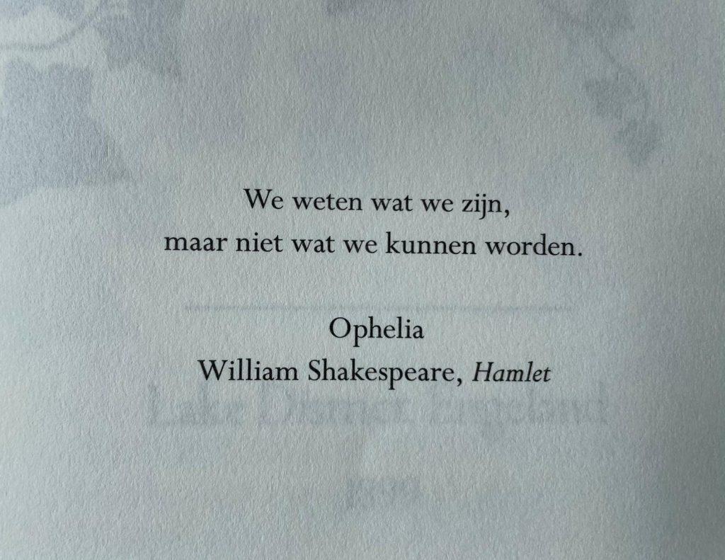 Citaat Hamlet