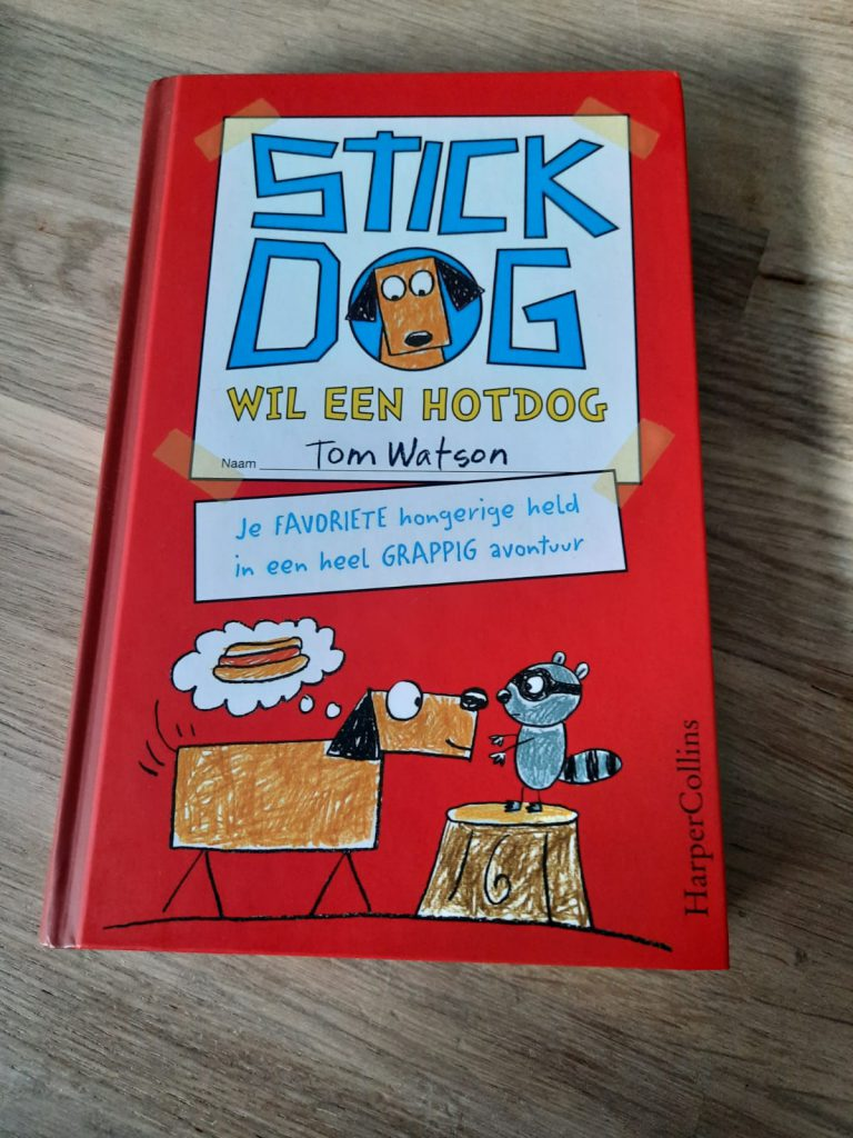 Stick Dog – wil een hotdog