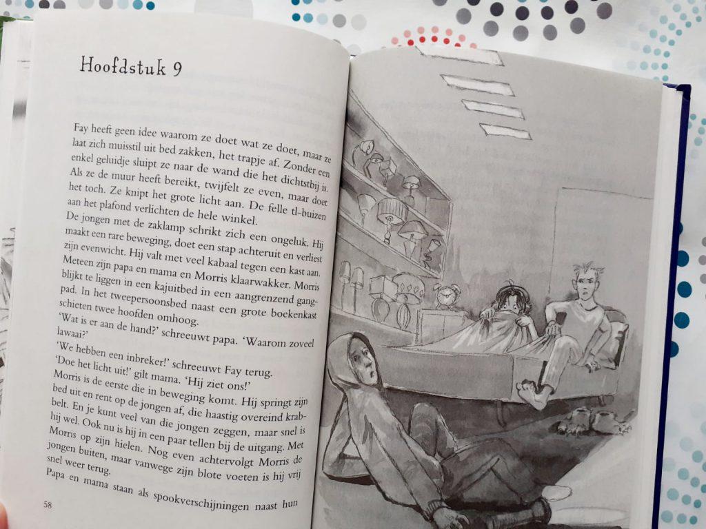 kringloopwinkel hebbus hoofdstuk 9