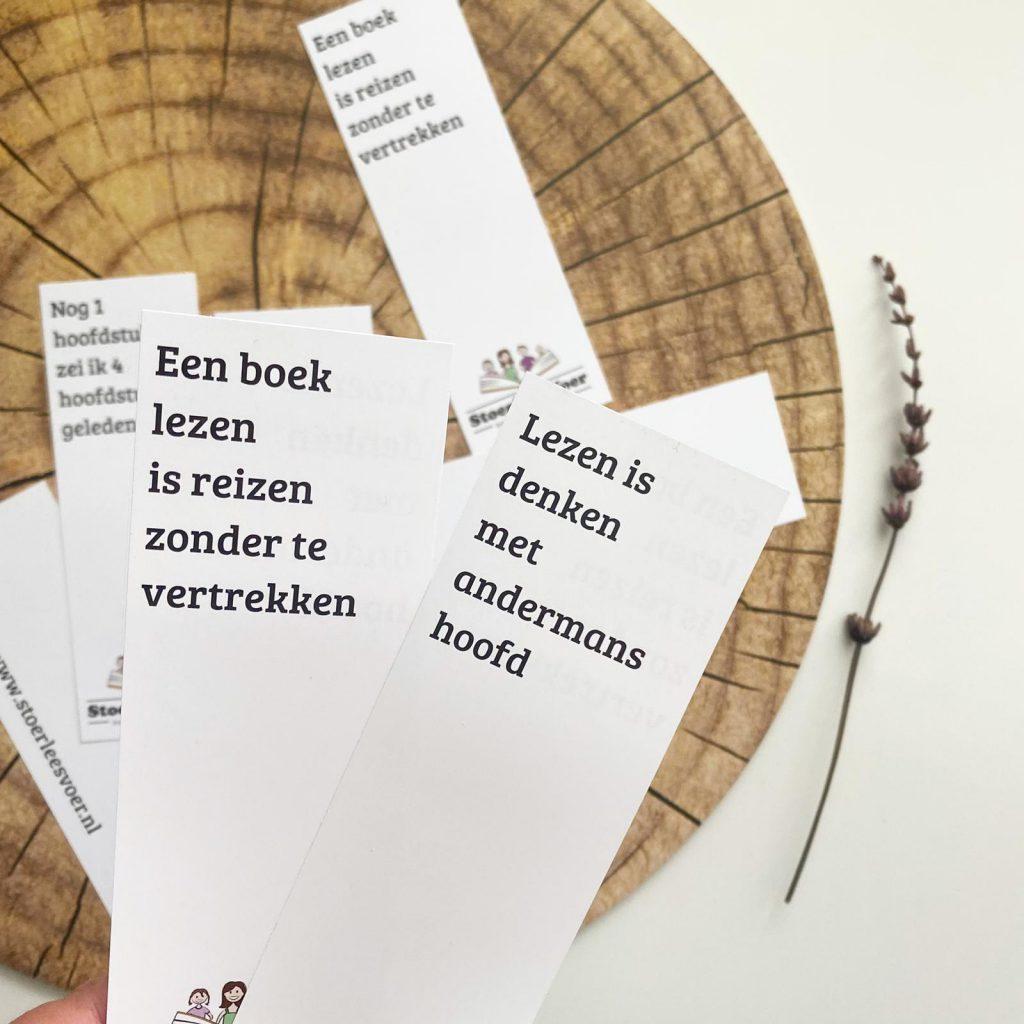 boekenleggers stoerleesvoer quote