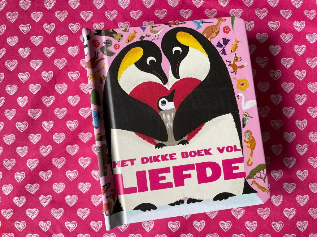 het dikke boek vol liefde