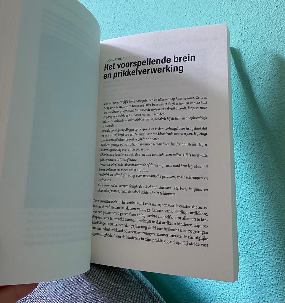 Autisme en het voorspellende brein