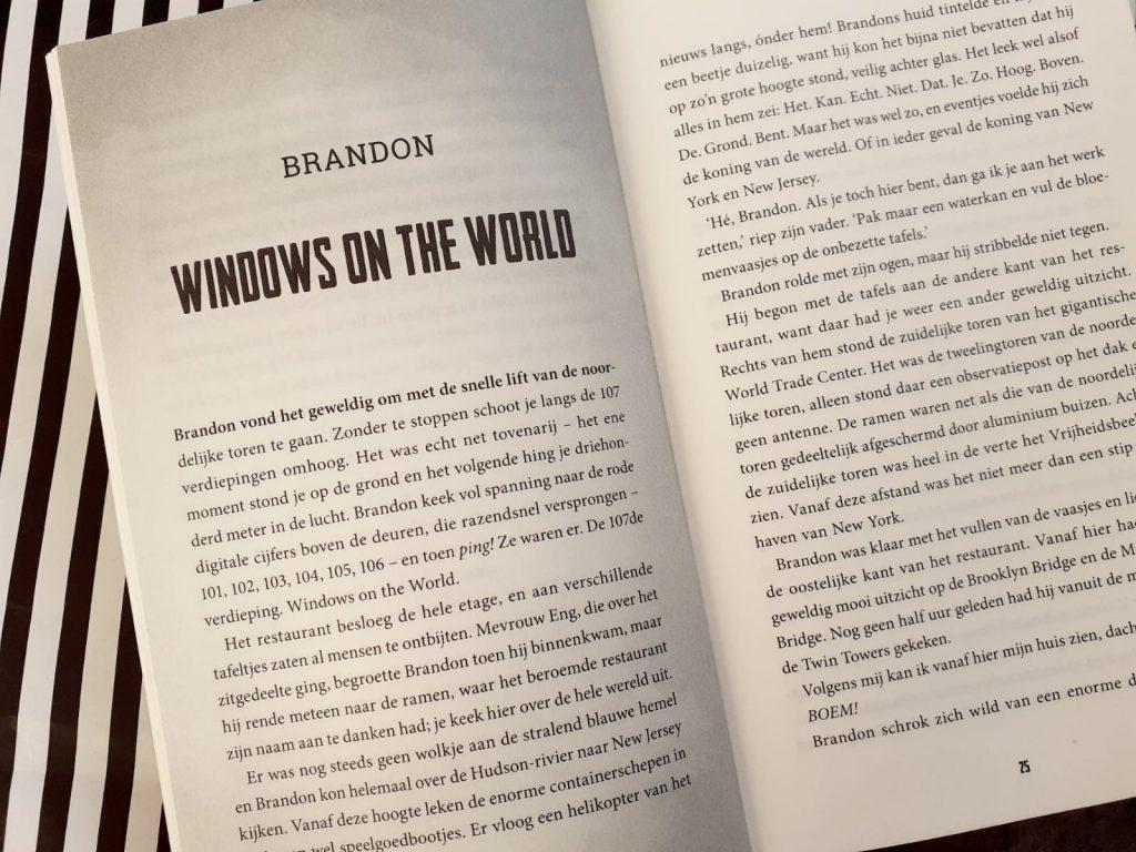 9/11 windows on the world