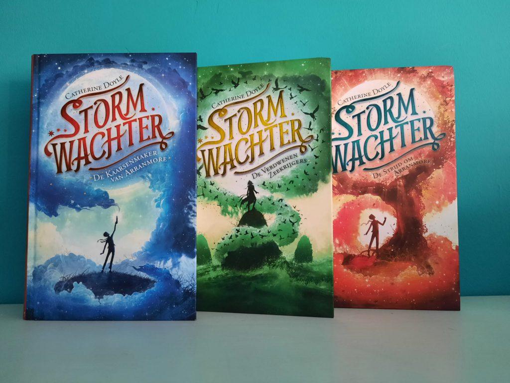 Trilogie van Catherine Doyle