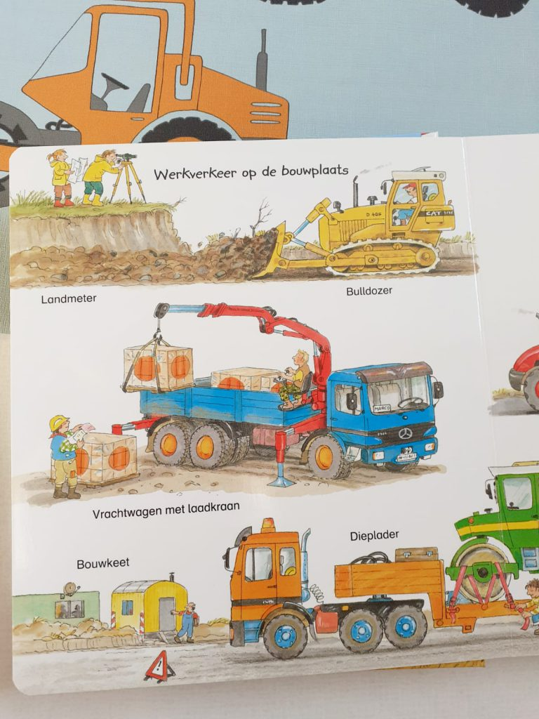 Tractor, vliegtuig, brandweer