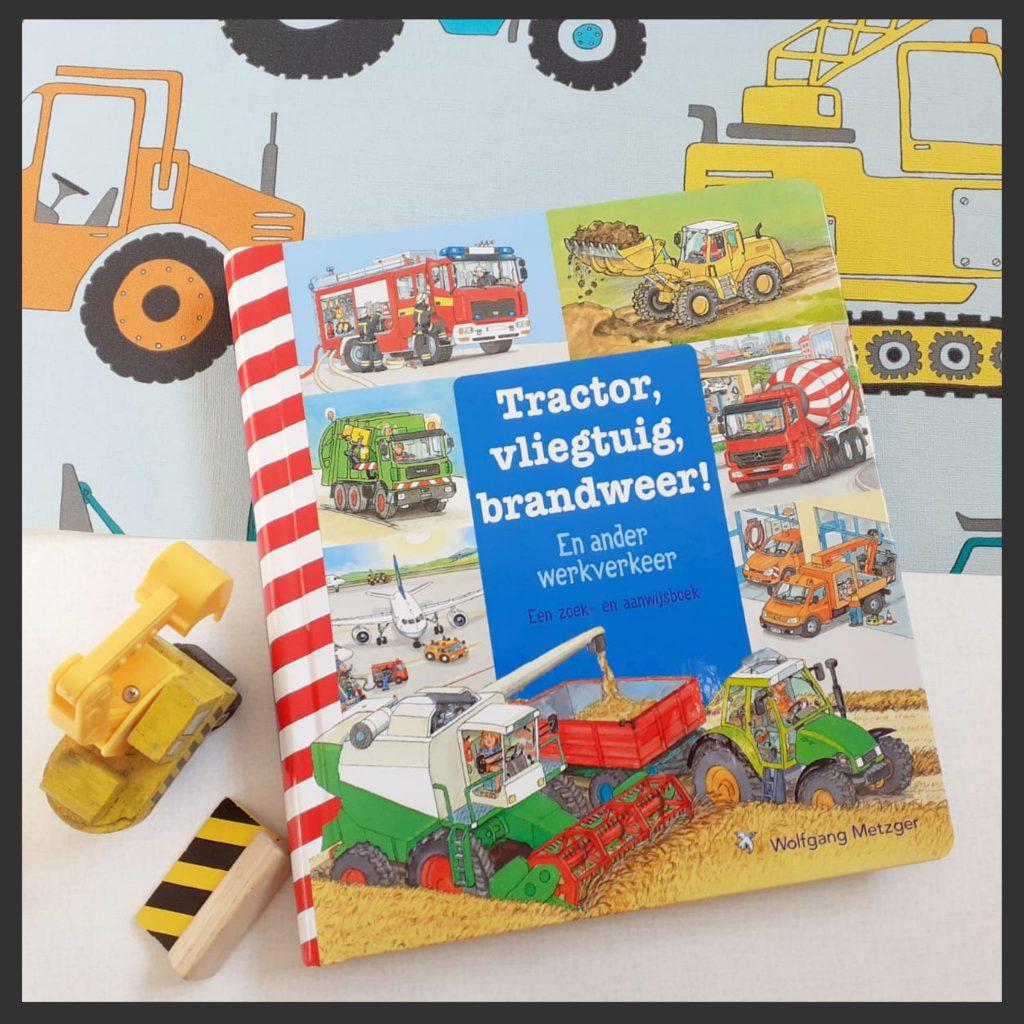 tractor, vliegtuig, brandweer hoofd