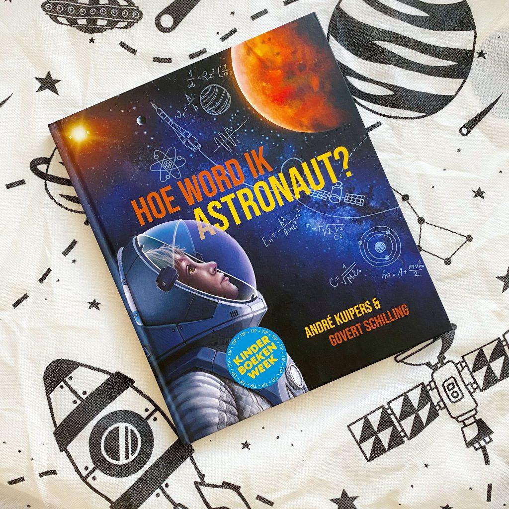 Hoe word ik een astronaut?