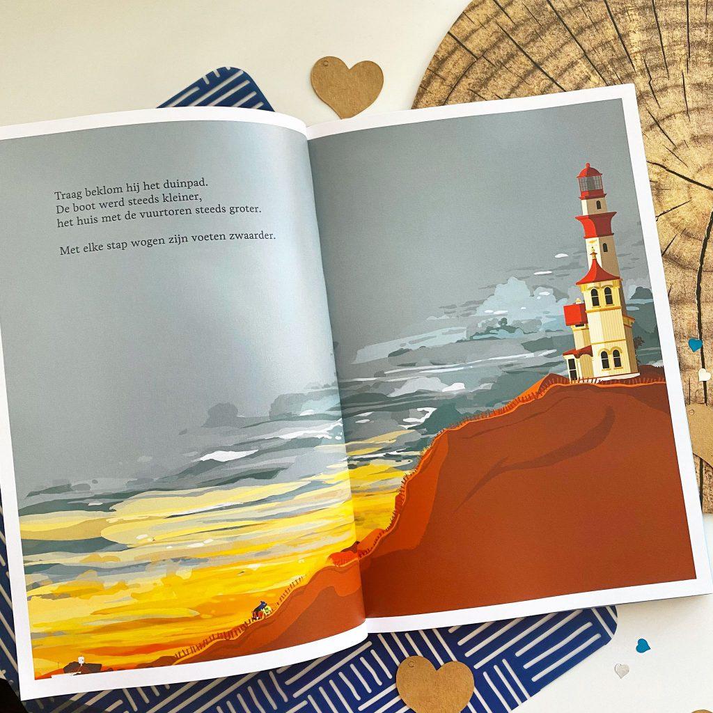 een zee van liefde